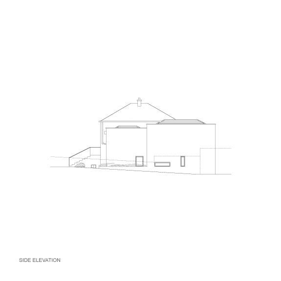 richmondhill-sideelevation